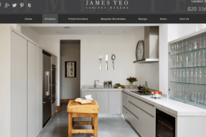 James Yeo Cabinet Makers